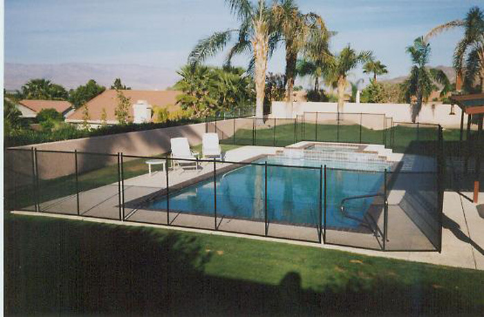 Pool fence ideas new jersey for In ground pool fence ideas